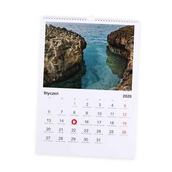 Fotokalendarz A3